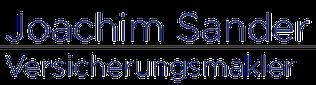 Joachim Sander ist ein freier unabhängiger Versicherungsmakler in Köln
